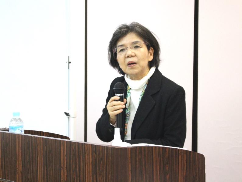 大阪城南女子短期大学 緒方先生